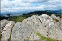 Albiturri mendiaren gailurra 943 m. -- 2016ko maiatzaren 1ean
