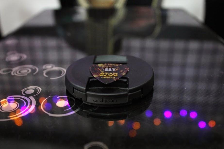 Miếng Gảy - Everly Star Grip Classic Picks (0.46 mm)