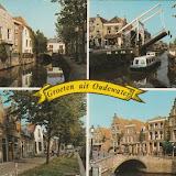 Ansichtkaarten ( meerluik kaarten ) Groeten uit ..... Utrecht.