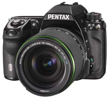 Pentax K-5 II DSLR