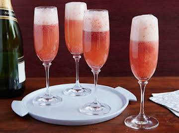 Bobby Flay's Grand Champagne Cocktail