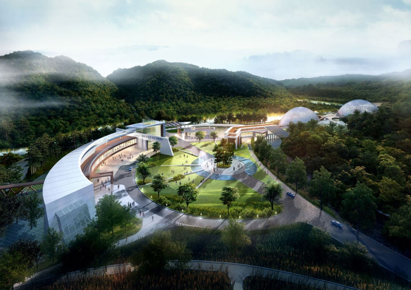 Reserch Centre: NATIONAL RESEARCH CENTER FOR ENDANGERED SPECIES by SAMOO ARCHITECTS