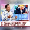 Read Prophet TB Joshua's Message To President Donald Trump ~Omonaijablog