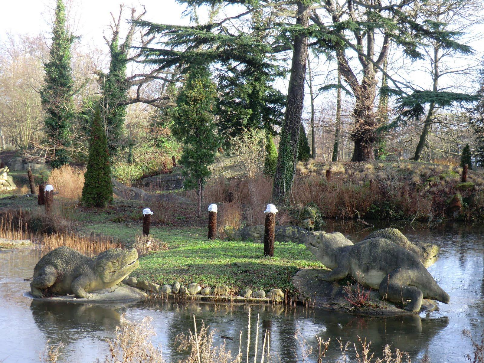 CIMG9766 Labyrinthodon, Crystal Palace Park
