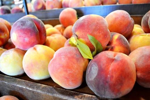 Georgia: Peaches