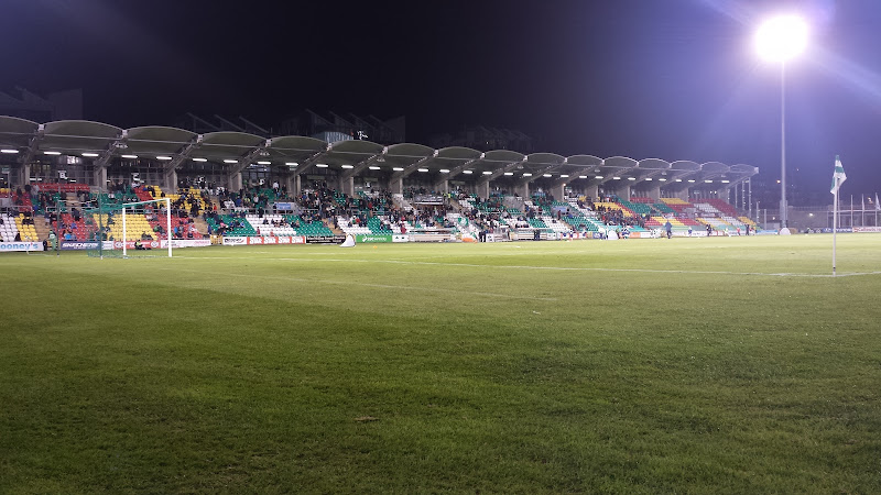 Shamrock Rovers vs Galway United..