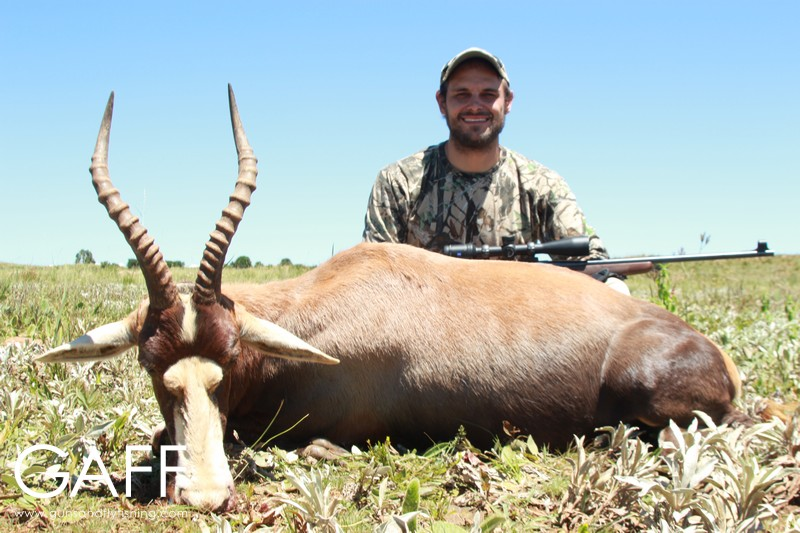 Hunting In The Highveld Region Of South Africa Gaff