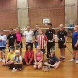 Badmintonskole i KBK 12/13-10-2015