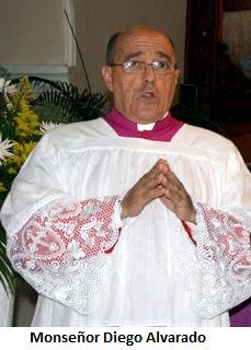 Monseñor Diego Alvarado