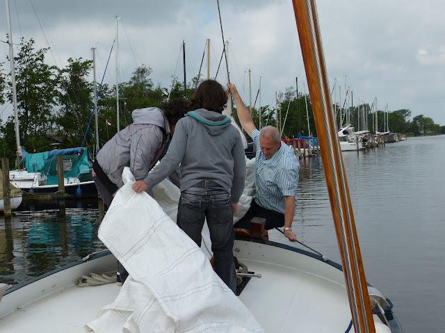 Zeilen met Jeugd met Leeuwarden, Zwolle - P1010374.JPG