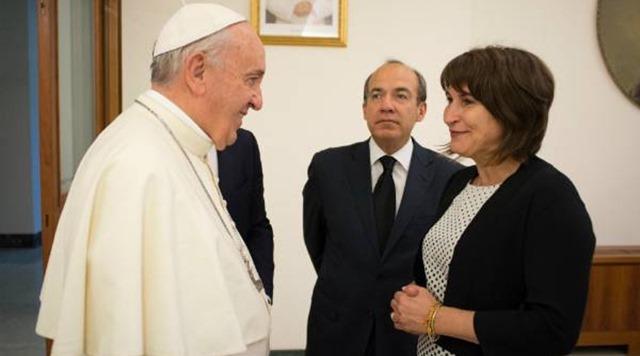 Lilianne_Ploumen_visits_Pope_Francis