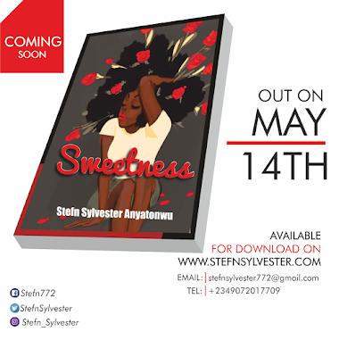 "Book Launch Alert! ""Sweetness"""