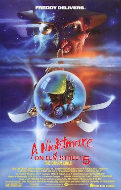 Pesadilla en Elm Street 5, el niño de los sueños - A Nightmare on Elm Street V: The Dream Child (1989)