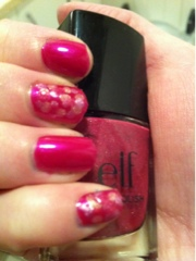 dot nailart