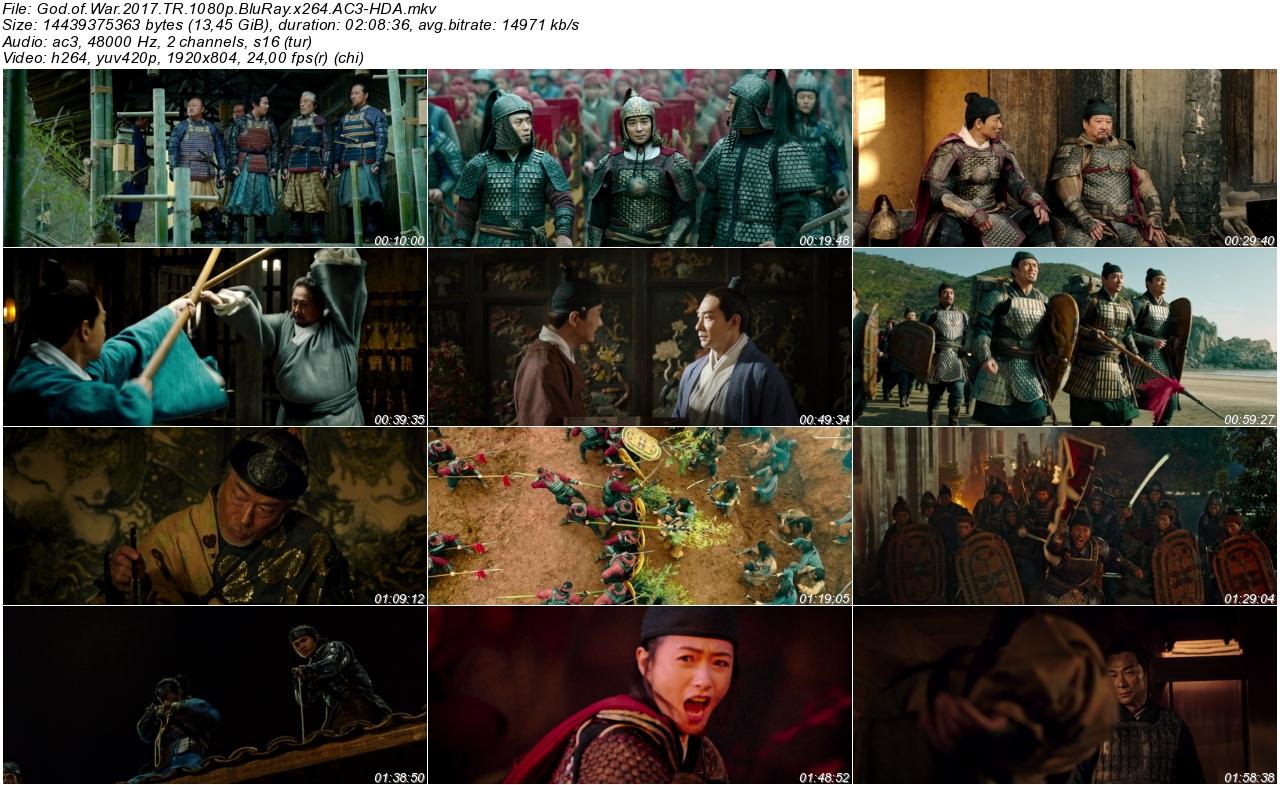 God of War 2017 - 1080p 720p 480p - Türkçe Dublaj Tek Link indir