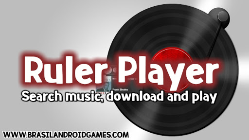 Ruler Player - search music, download and play v1.1 APK Full