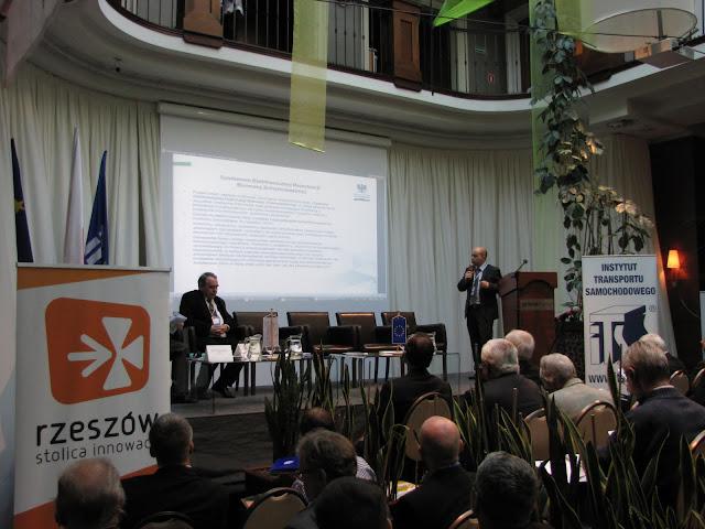 BalticBiogasBus - Konferencja w Rzeszowie