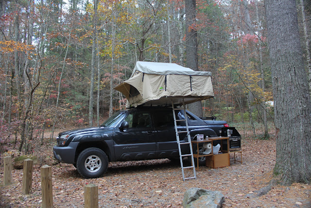 Avalanche Camping