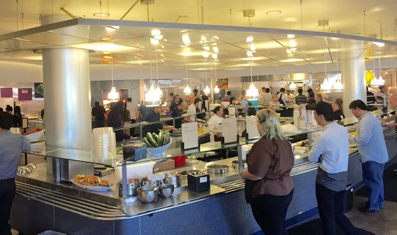 Yahoo Cafeteria