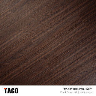Vinyl Taco TV-009 Rich Walnut
