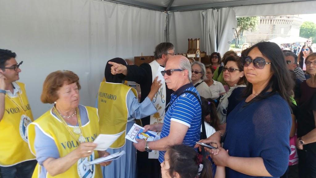 Pielgrzymi z Castellammare w Rzymie, 8 czerwca 2016 - IMG-20160608-WA0012.jpg