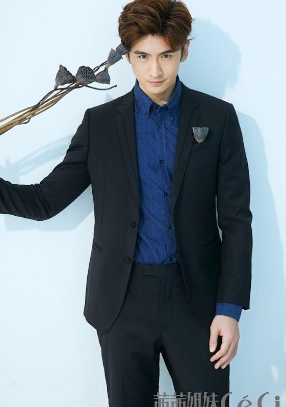 Leon Zhang Yunlong China Actor