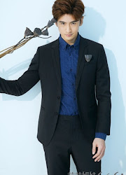 Leon Zhang Yunlong China Actor