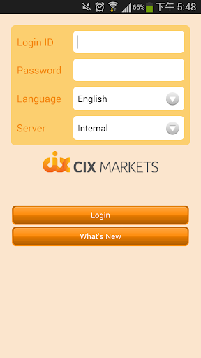 CIX Trader
