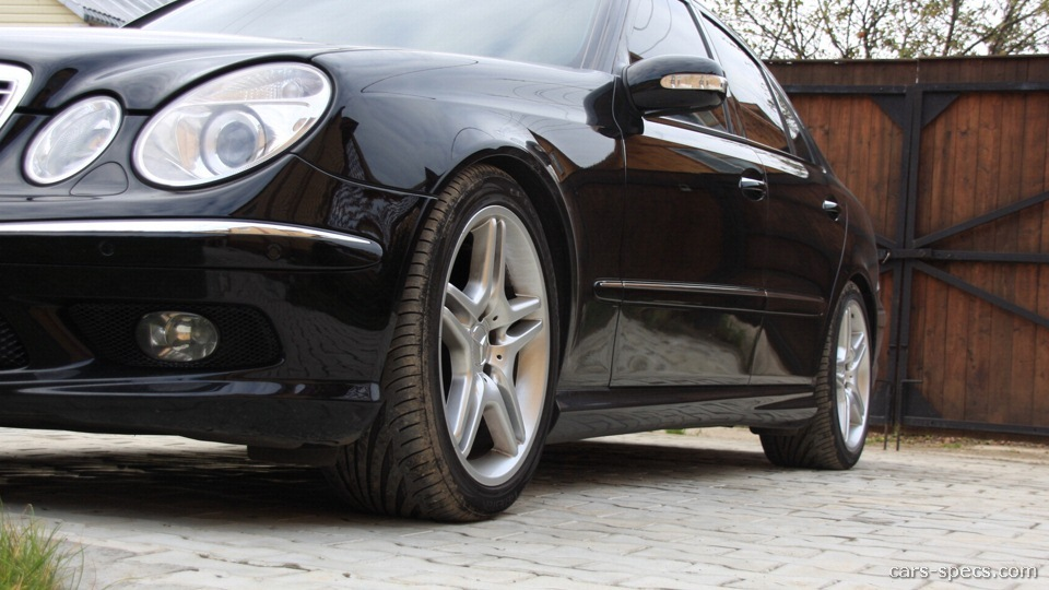 2004 Mercedes Benz E Class E55 Amg Specifications