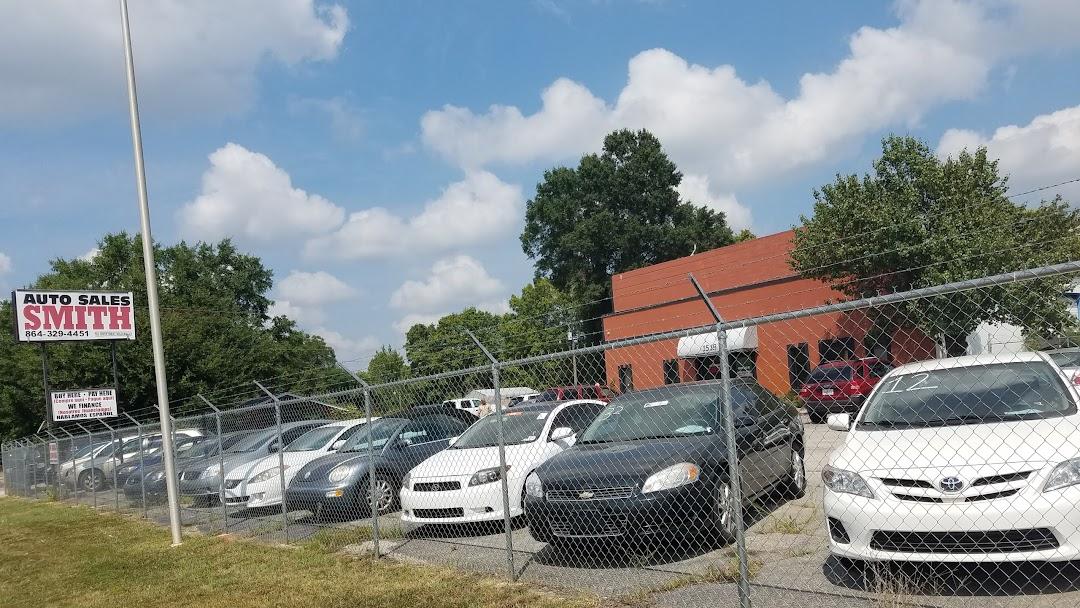 Shockley Auto Sales >> Auto Sales Smith Car Dealer In Greenville