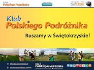 Spotkanie Klubu Polskiego Podróżnika - Ruszamy w Świętokrzyskie