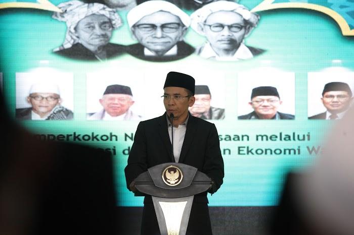 Gubernur NTB: Kehadiran Ulama NU di Lombok Datangkan Rahmat
