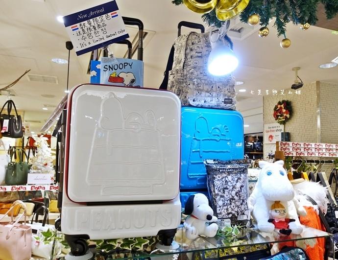 2 史努比登機箱 關西空港 關西旅遊 大阪旅遊 必買 戰利品