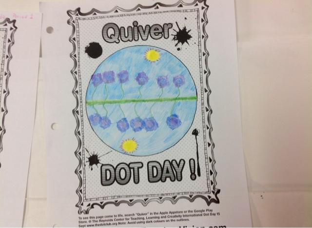 2D Dot Day Activities | LCMS ART BLOG