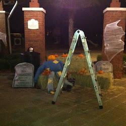 Wynnfield Terrace Halloween Party 10/29/11