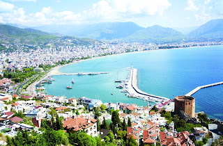 Köpa hus i Alanya Turkiet