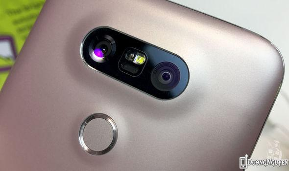 Trên LG G5