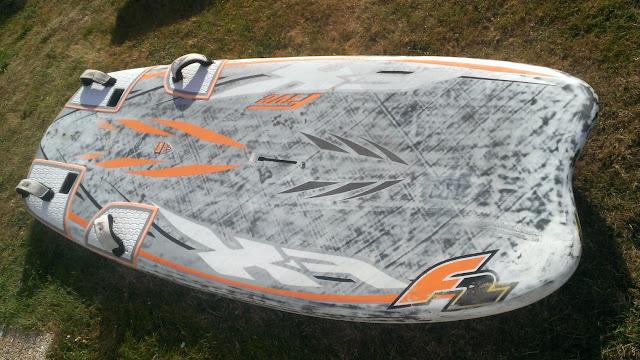 formula f2 FX5 2007 + housse et wish carbone 340euros - Windsurf 56