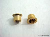 裝潢五金品名:18K玻璃銅珠-母規格:材質:純銅顏色:金色玖品五金
