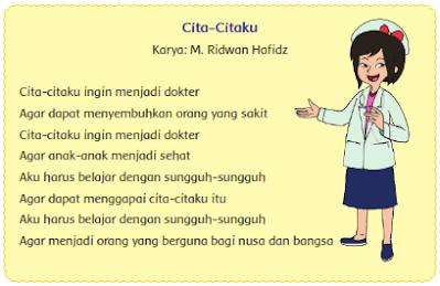 Kunci Jawaban Buku Kelas 4 SD Pembelajaran 1 Tema 6 Subtema 2