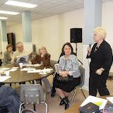 Spotkanie medyczne z Dr. Elizabeth Mikrut przy kawie i pączkach. Zdjęcia B. Kołodyński - SDC13545.JPG