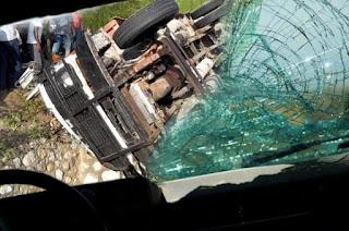 Accidents de la route: 58 morts et 1.981 blessés en une semaine (Protection civile)