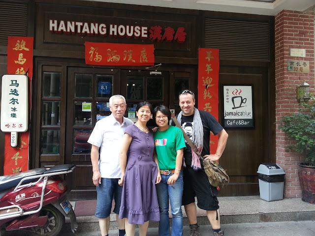 Terug in Xi'an.