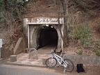自転車道のトンネル@@@512@@@384