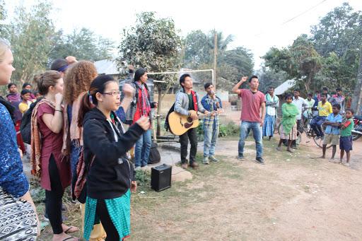 Outreach - Open Air
