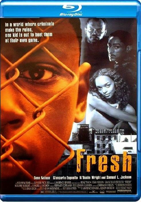 Fresh [1994][Drama. Drogas. Cine indie][m720p][BDRip x264][Dual][Eng.Esp][Ac3-2.0][Subs]
