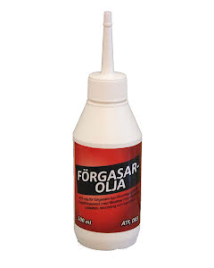 Förgasarolja 100ml