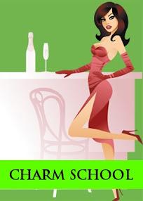 Cover of Joseph Matthews's Book Charm School