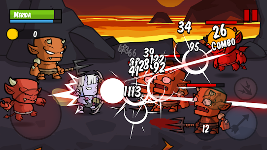 Battle Hunger: 2D Hack and Slash – Action RPG Mod Apk Download For Android and Iphone 5