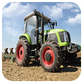 Agricultural Tractors Puzzle